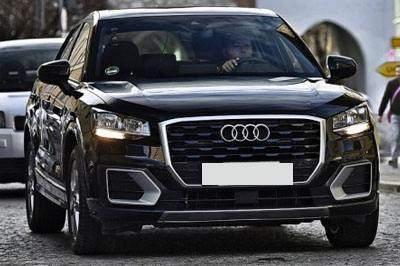 2017款奥迪Q2全新SUV汽车报价及图片配置