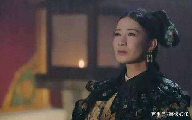 延禧攻略中她成为六宫之主,攻略上却被乾隆厌天目山自驾游历史图片