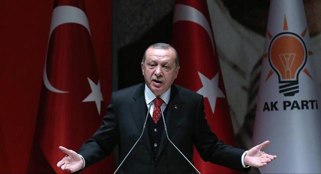 土耳其總統:美國庭審土人民銀行副行長是試圖「發動新政變」