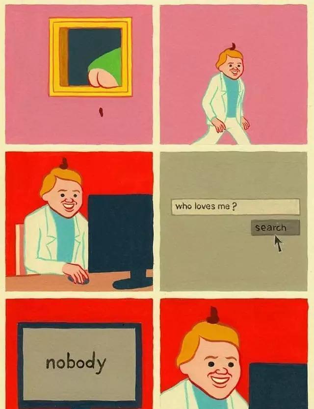 12张极具讽刺漫画的寓意,一笑之后的深思!漫画尊娜图片