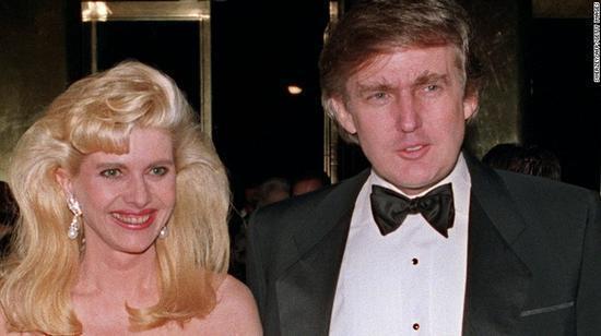 特朗普前妻:特朗普會說蠢話 但絕不是種族主義者