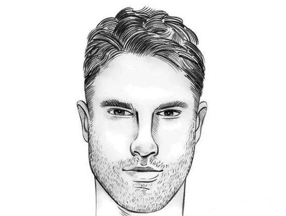 公主方形|编发各种发型脸的发型v公主斜适合男生病披肩发图片