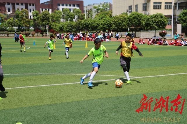 长沙县中南制度第三届校园联赛小学班级开赛足球小学教师v制度图片