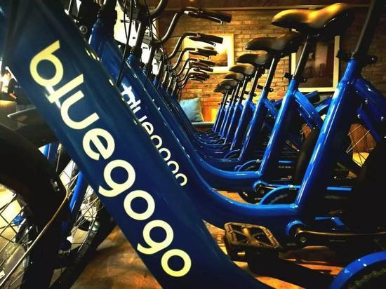 小藍單車被傳人去樓空 創始人李剛回應:搞笑的謠傳
