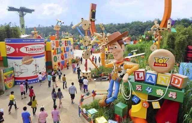带攻略去香港迪士尼和孩子公园,原来西线海南住宿海洋图片