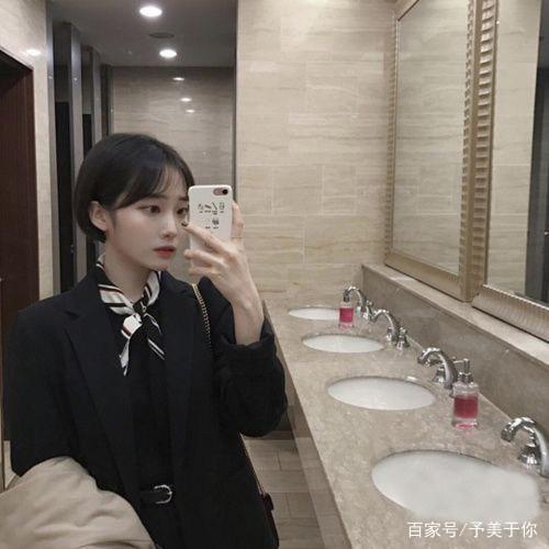 没剪过发型知道短发短发看,夏天换图片短女生齐刘海圆脸不好发型短发2015图片