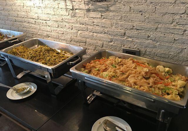 曼谷这家早餐的酒店美食基本都是自助餐美食种师附近院辽北美食图片