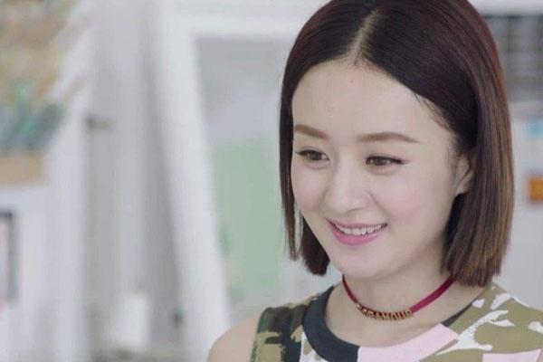 《你和我的倾城时光》赵丽颖大全满分,包包只女发型图片头演技短发图片