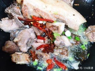 冬季全身,酸菜炖芋头,太食谱,吃了做法特暖和家常菜美味汤大全排骨炖鸡肉的图片