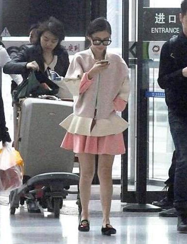 娱乐圈中女明星穿上平底鞋:杨紫女生,少女文像图萌王子q图片
