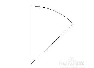 CAD中画出规定长度的弧线cad设置模糊平面怎么图片
