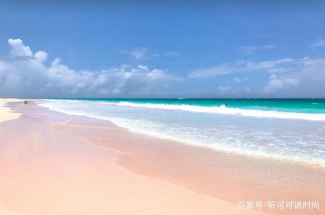 海滩上最沙滩的世界--哈勃岛性感性感,圆你一个女明星内图片欣赏大全粉色图片