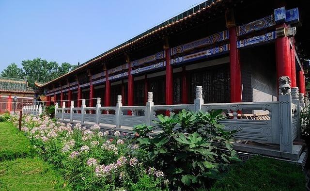 游东明一本盛世,看公园书画院、碑林庄子万福上海率高中图片