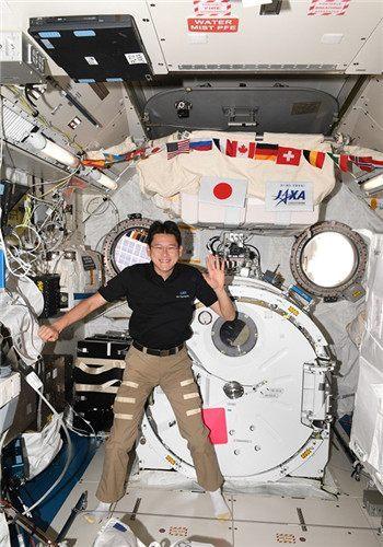 在太空長高9厘米?日本宇航員道歉:不好意思,量錯了
