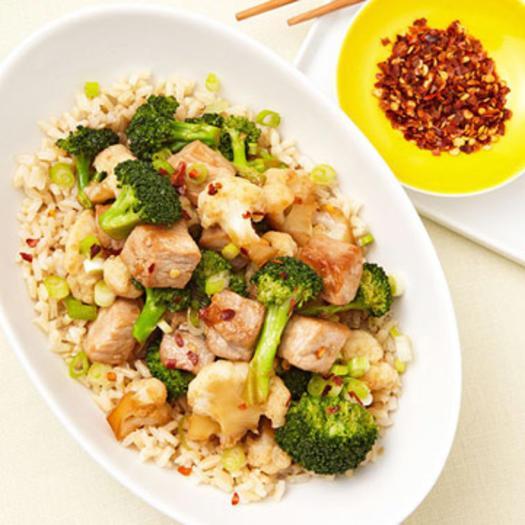 减掉10斤的清单菜谱:500卡路里的食谱晚餐魔膳师饮食图片