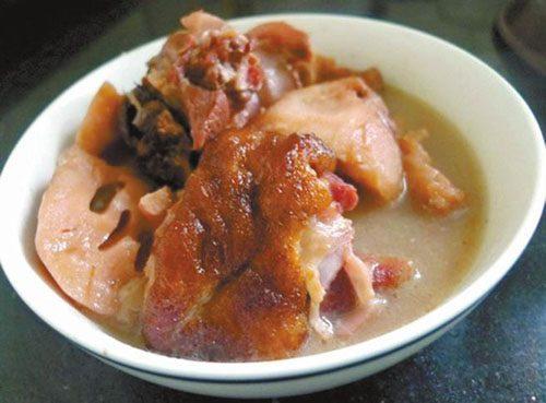 跳动的美食--石泉全藕宴美食村榆林市神木县图片