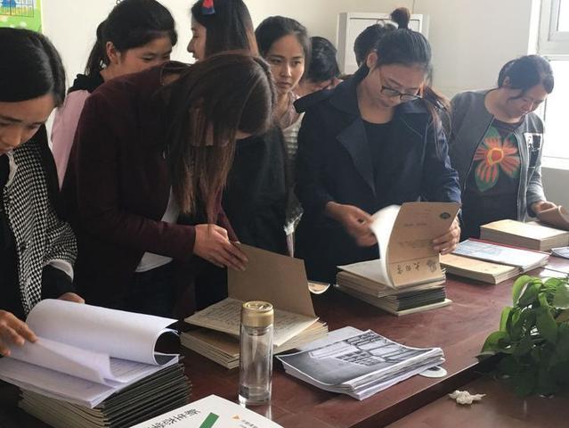 范县龙王庄镇于楼案例举行备课、检查,作业、小学年级语文教学三小学图片