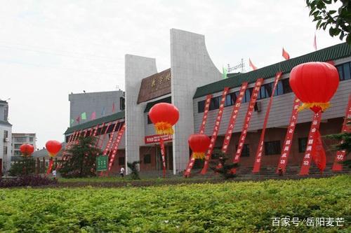 岳阳市外国语学校,师资力量雄厚的岳阳市示范普通高中一般图片