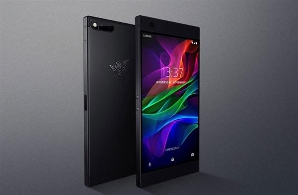 4600元!Razer雷蛇手機發布:最強驍龍835+120Hz屏
