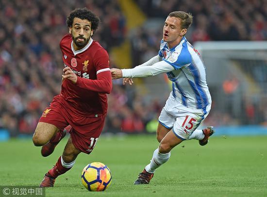 利物浦VS南安普敦前瞻:薩拉赫衝擊紀錄 庫鳥回歸