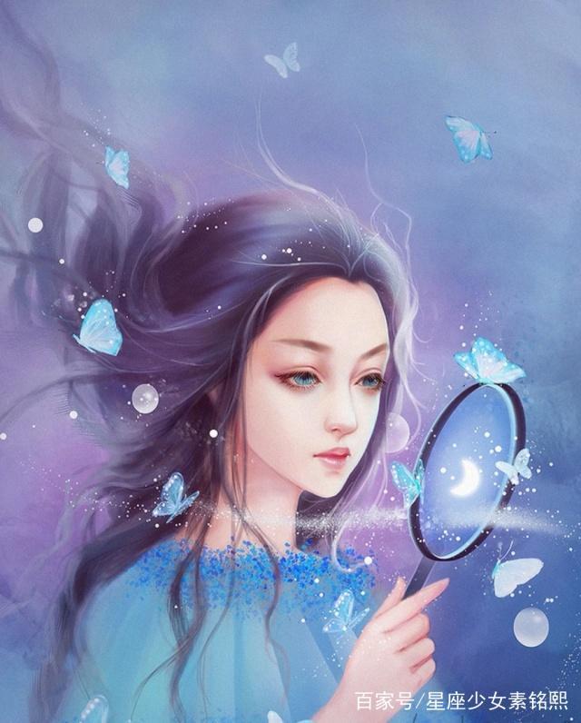 专属十二星座的梦中精灵,金牛座是公主,摩羯座双鱼座女生长的高么图片