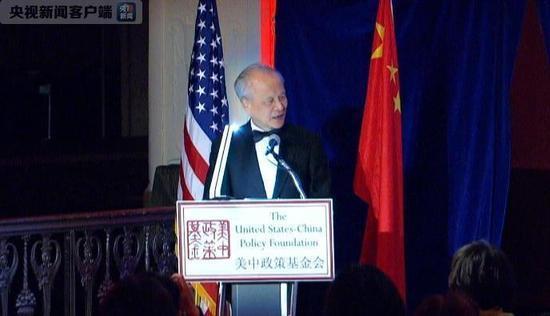 崔天凱:為何中國熱情款待特朗普 美國人卻不高興?