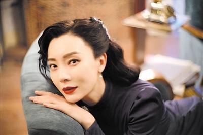 陈数在《和平饭店》里终于展现了魅力的女性缩视频尖机图片