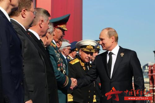 俄老兵致信普京 提議將9月3日重設為「戰勝日本日」