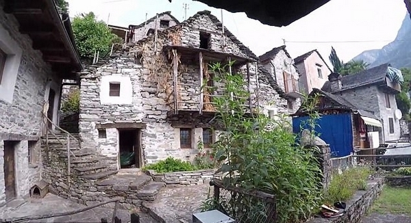 瑞士小村莊僅剩13名居民 變身特色酒店求生存