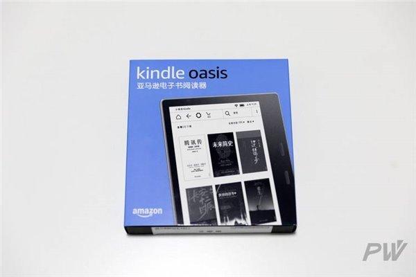 亞馬遜Kindle Oasis 2017評測:越來越有手機範兒