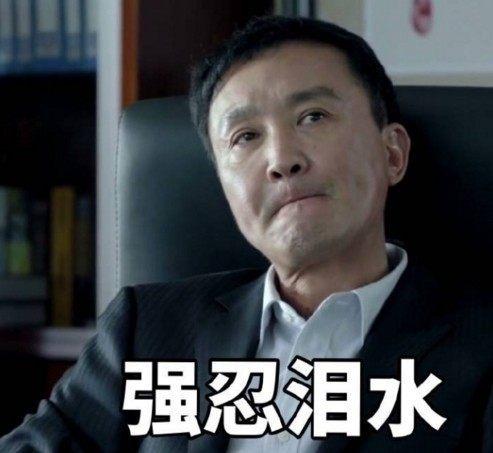 《名义的书记高清表情包靳东》康达人民别低头,GDP掉。表图片