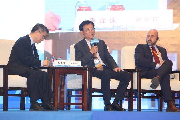 徐州市副市長趙立群:資源枯竭型城市產業轉型如何無縫對接