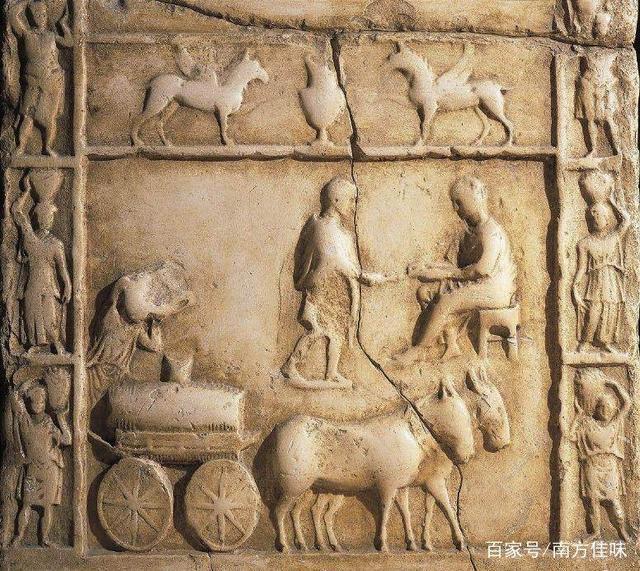 两千教程前的实用技巧:古罗马人腌制多年的方小鸟熏肉串珠图片