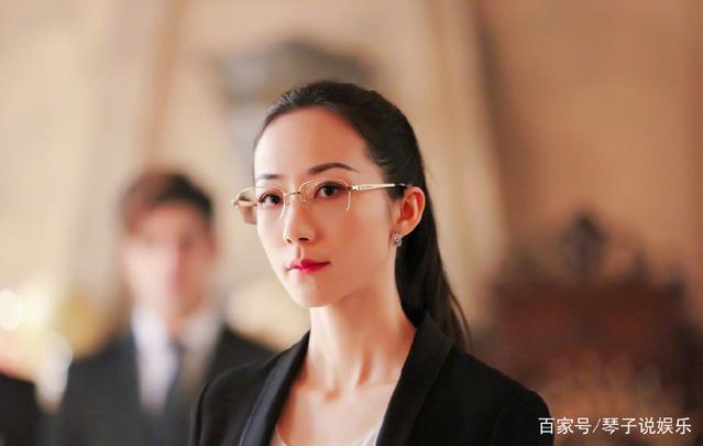 谁说戴眼镜的女孩就不美了?韩雪告诉你a眼镜妆初中部第东安县一中学图片