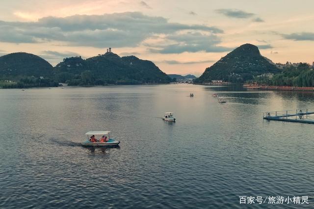 安顺虹山水库这样的美景值得一去,喜欢v山水的金象视频图片