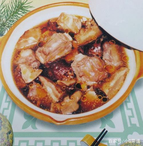 做法大全,补钙男人做法,开胃菜谱,牛尾简单,特美杭州店城西菜谱张生记图片