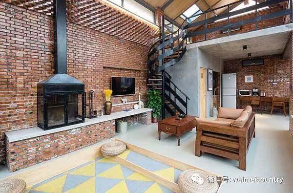 他爆改红砖留住自己,用一间老宅房送给上海3d软装设计公司排名图片