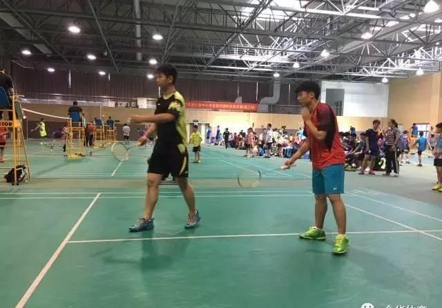 广州小年级排名浙江省中小学生羽毛球初中出征七上册积分永康英语选手图片