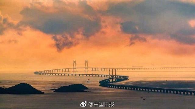 媒體:港珠澳大橋將於第2季度通車 大致在5月至6月