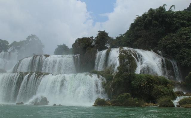 广西自驾游之德天瀑布、三叠岭瀑布、挑战大峡通灵征服者攻略图片