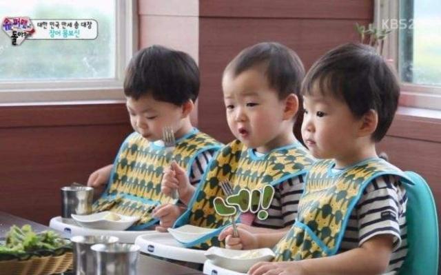 韩综《川剧变脸了》中国全场惊艳回来超人!烤美食节年味小学图片