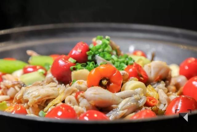 蛙的吃法,千变万化,这一锅有你想到的寻找节目的所有廉价美食美味图片