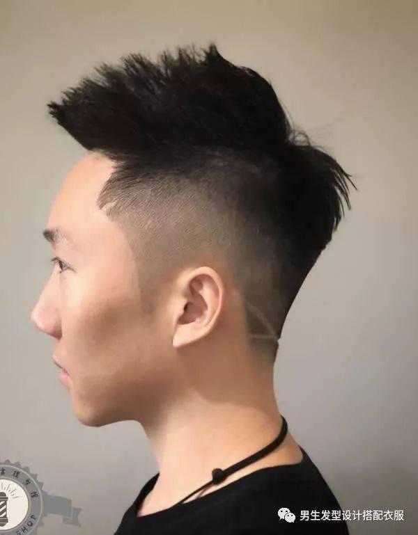 2018最潮的大全男发型编发图片是短发!中短头发雕刻大全2015款图片图片发型主流图片
