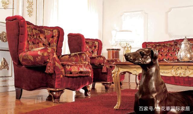 产品家具鉴赏:无与伦比的意大利古典奢华之美参考文献组合家具设计图片