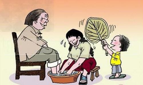 我们不一定是孝顺父母的最后一代,但一定是被儿女抛弃