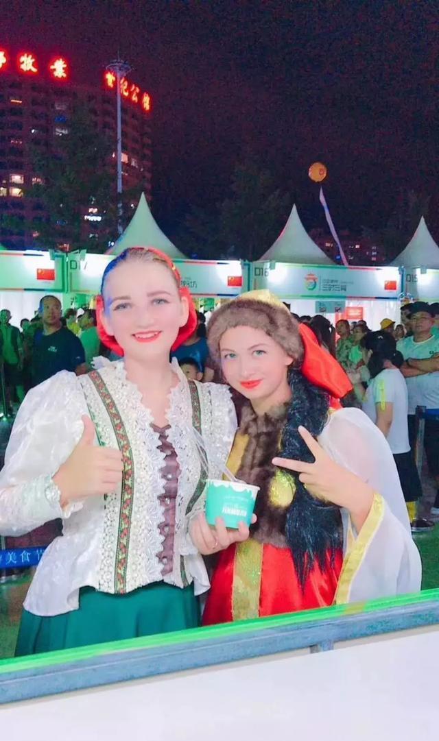 东北亚v品种美食节在珲春开幕,汇聚六国200品种小吃多种美食城图片