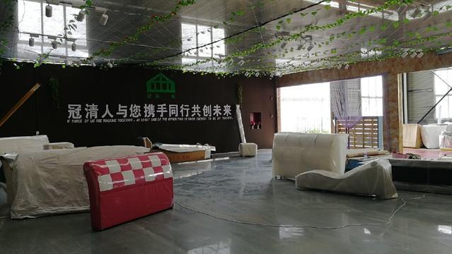 我在这里等你「商水县红田家居第三届家具展销国家具印图片