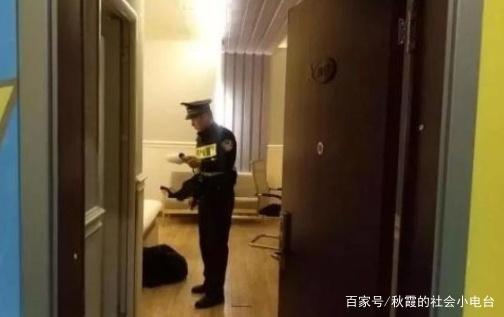 花季民警夜不归宿,脖子在宾馆将其找到,竟是独女生摸少女图片