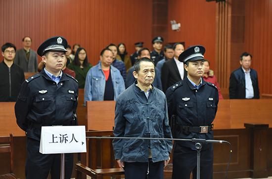 廣西殺害退休法官被告人龍建才二審宣判