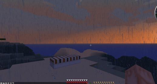威尼斯人娱乐场:雷雨天气的奇怪现象除了钓鱼99%的玩家不知道这些现象